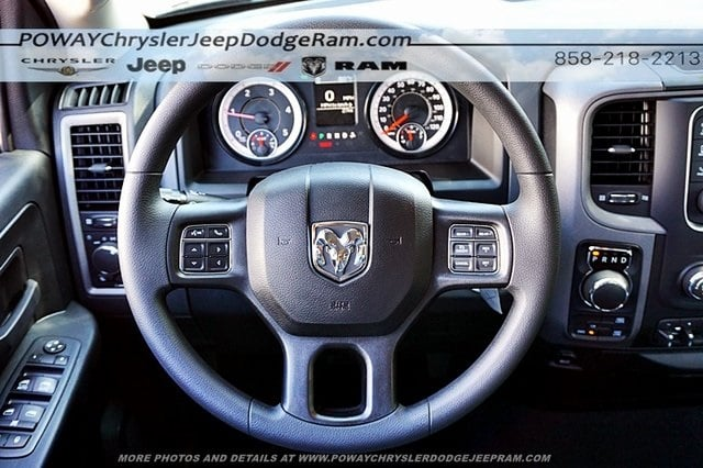 2018 Ram 1500 Quad Cab 4x4,  Pickup #C16151 - photo 23