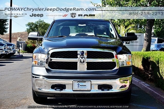 2018 Ram 1500 Quad Cab 4x4,  Pickup #C16151 - photo 5