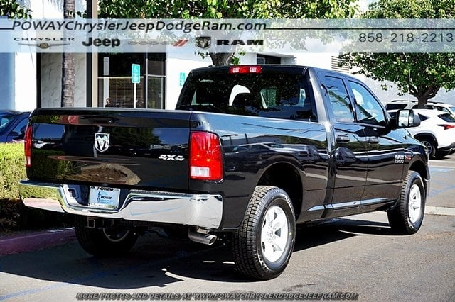 2018 Ram 1500 Quad Cab 4x4,  Pickup #C16151 - photo 2