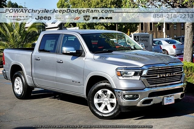 2019 Ram 1500 Crew Cab 4x2,  Pickup #C16182 - photo 4