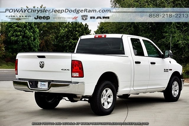 2018 Ram 1500 Quad Cab 4x4,  Pickup #C16191 - photo 2