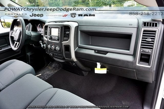 2018 Ram 1500 Quad Cab 4x4,  Pickup #C16191 - photo 12