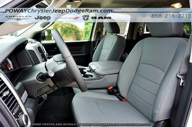 2018 Ram 1500 Quad Cab 4x4,  Pickup #C16191 - photo 21