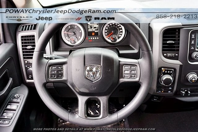 2018 Ram 1500 Quad Cab 4x4,  Pickup #C16191 - photo 24