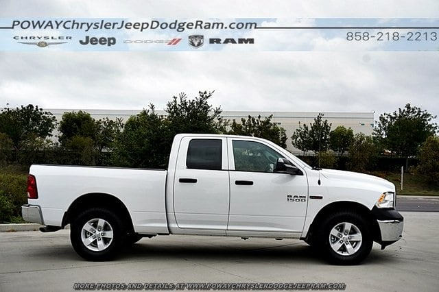 2018 Ram 1500 Quad Cab 4x4,  Pickup #C16191 - photo 5
