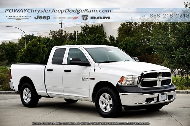 2018 Ram 1500 Quad Cab 4x4,  Pickup #C16191 - photo 8