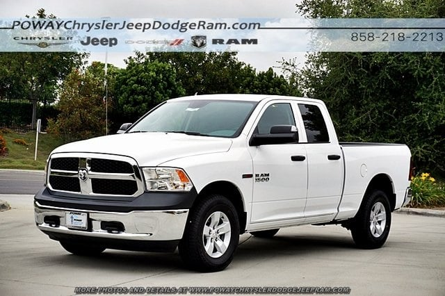 2018 Ram 1500 Quad Cab 4x4,  Pickup #C16191 - photo 10