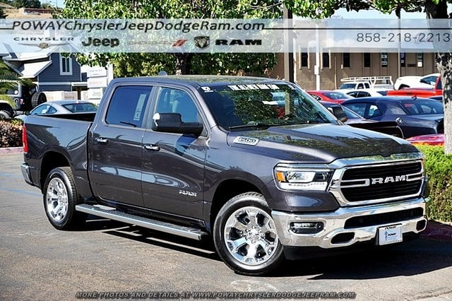 2019 Ram 1500 Crew Cab 4x2,  Pickup #C16202 - photo 3