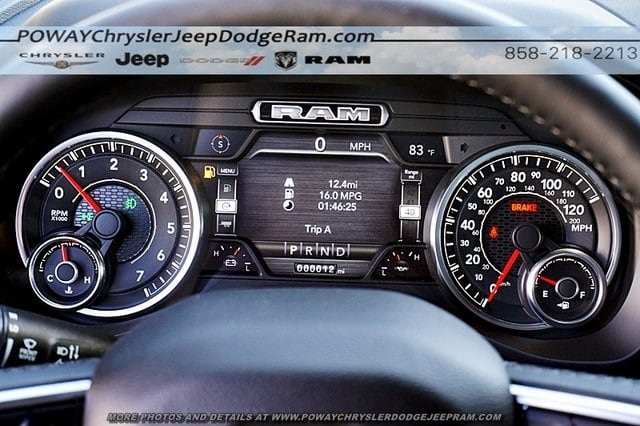 2019 Ram 1500 Crew Cab 4x2,  Pickup #C16202 - photo 28
