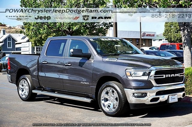 2019 Ram 1500 Crew Cab 4x2,  Pickup #C16202 - photo 6