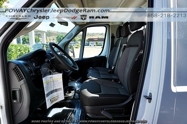 2018 ProMaster 3500 Standard Roof FWD,  Cab Chassis #C16229 - photo 17