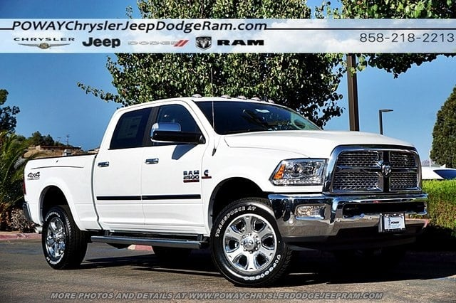 2018 Ram 2500 Crew Cab 4x4,  Pickup #C16447 - photo 1