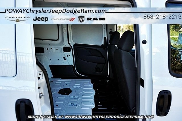 2018 ProMaster City FWD,  Empty Cargo Van #C16457 - photo 18