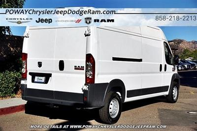 2018 ProMaster 2500 High Roof FWD,  Empty Cargo Van #C16566 - photo 10