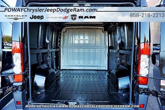 2018 ProMaster 1500 Standard Roof FWD,  Empty Cargo Van #C16660 - photo 2