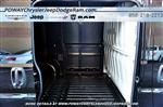 2018 ProMaster 1500 Standard Roof FWD,  Empty Cargo Van #C16660 - photo 17