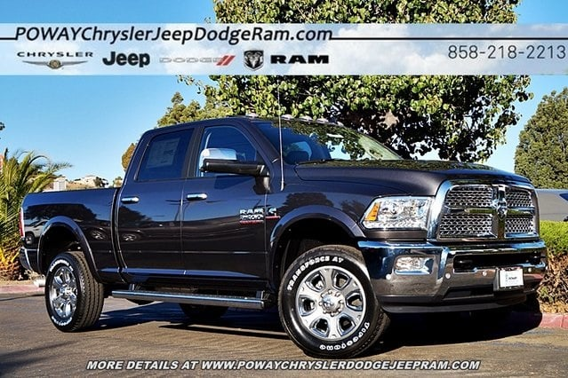 2018 Ram 2500 Crew Cab 4x4,  Pickup #C16687 - photo 1