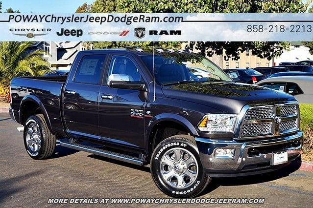 2018 Ram 2500 Crew Cab 4x4,  Pickup #C16687 - photo 3