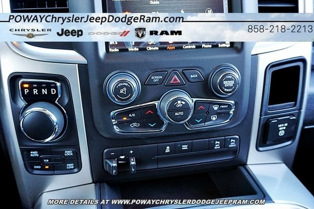 2019 Ram 1500 Crew Cab 4x4,  Pickup #C16719 - photo 36