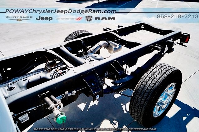 2017 Ram 3500 Regular Cab 4x2,  Cab Chassis #CX15605 - photo 12