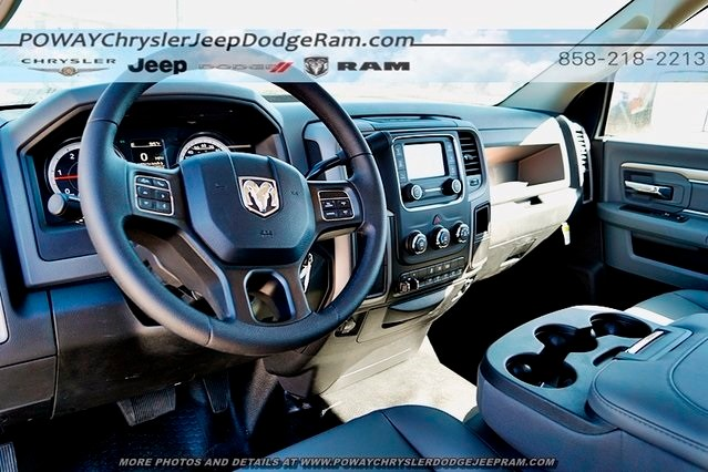 2017 Ram 3500 Regular Cab 4x2,  Cab Chassis #CX15605 - photo 15