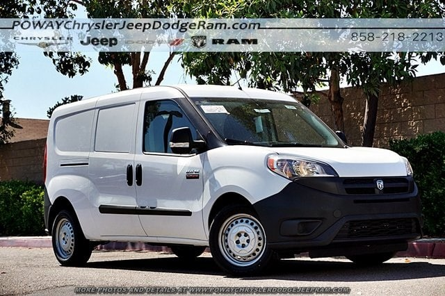 2018 ProMaster City FWD,  Empty Cargo Van #CX16352 - photo 1