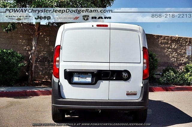 2018 ProMaster City FWD,  Empty Cargo Van #CX16352 - photo 10