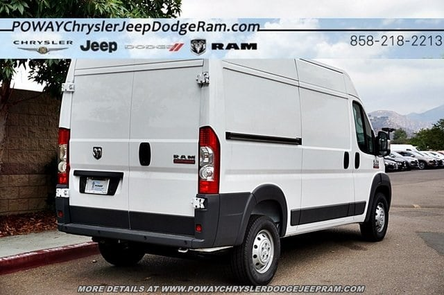 2018 ProMaster 1500 High Roof FWD,  Empty Cargo Van #CX16630 - photo 9