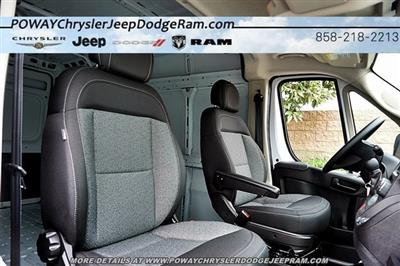 2018 ProMaster 1500 High Roof FWD,  Empty Cargo Van #CX16630 - photo 15