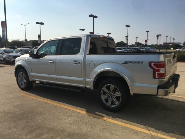 2018 F-150 SuperCrew Cab 4x2,  Pickup #F239 - photo 2