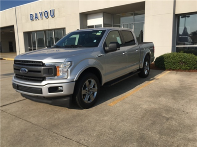 2018 F-150 SuperCrew Cab 4x2,  Pickup #F239 - photo 4