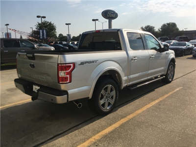 2018 F-150 SuperCrew Cab 4x2,  Pickup #F239 - photo 10