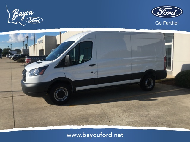 2018 Transit 250 Med Roof 4x2,  Empty Cargo Van #F272 - photo 3