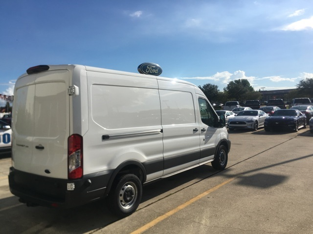 2018 Transit 250 Med Roof 4x2,  Empty Cargo Van #F272 - photo 7