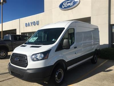 2018 Transit 250 Med Roof 4x2,  Empty Cargo Van #F272 - photo 1