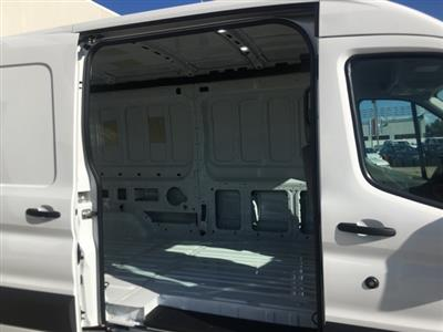 2018 Transit 250 Med Roof 4x2,  Empty Cargo Van #F272 - photo 10