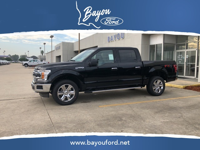 2018 F-150 SuperCrew Cab 4x4,  Pickup #F389 - photo 1