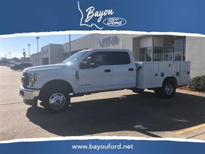 2019 F-350 Crew Cab DRW 4x4,  Reading SL Service Body #F405 - photo 1