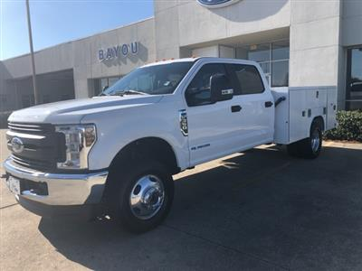 2019 F-350 Crew Cab DRW 4x4,  Reading SL Service Body #F405 - photo 4
