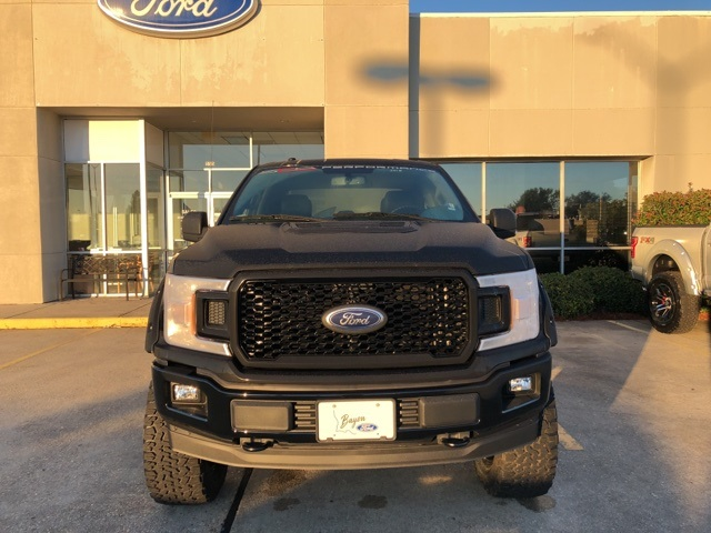 2018 F-150 SuperCrew Cab 4x4,  Pickup #F418 - photo 4