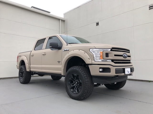 2018 F-150 SuperCrew Cab 4x4,  Pickup #F439 - photo 3