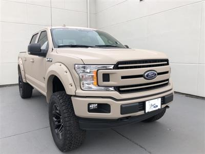 2018 F-150 SuperCrew Cab 4x4,  Pickup #F439 - photo 4