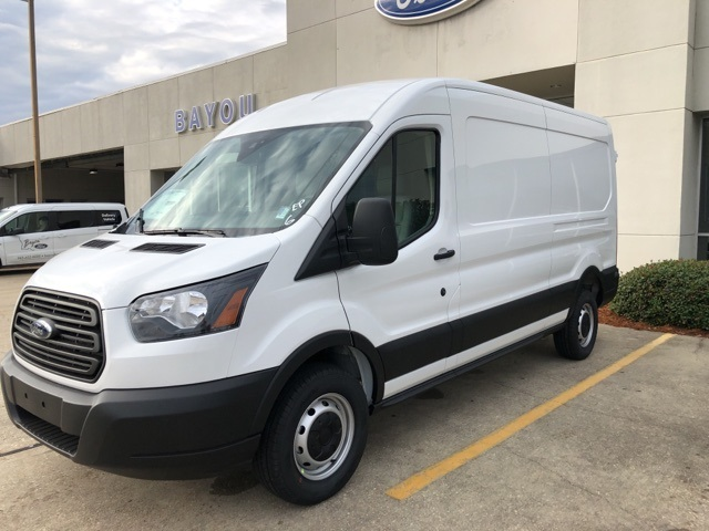 2019 Transit 250 Med Roof 4x2,  Empty Cargo Van #F450 - photo 3