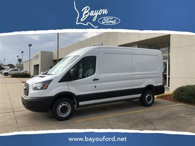 2019 Transit 250 Med Roof 4x2,  Empty Cargo Van #F450 - photo 1