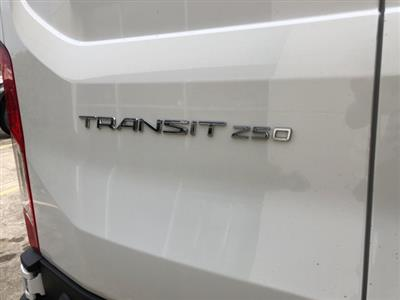 2019 Transit 250 Med Roof 4x2,  Empty Cargo Van #F450 - photo 11