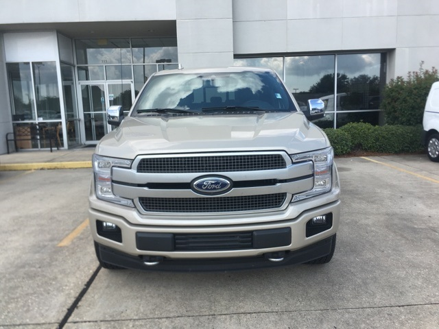 2018 F-150 SuperCrew Cab 4x4,  Pickup #L02124 - photo 4