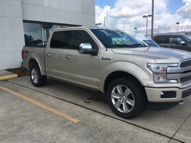 2018 F-150 SuperCrew Cab 4x4,  Pickup #L02124 - photo 5