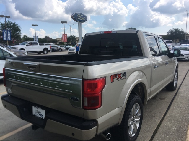 2018 F-150 SuperCrew Cab 4x4,  Pickup #L02124 - photo 9