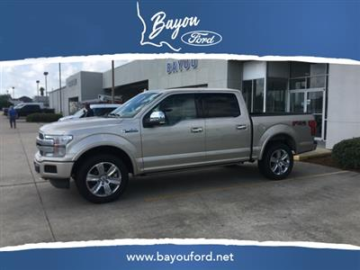 2018 F-150 SuperCrew Cab 4x4,  Pickup #L02124 - photo 1