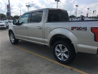 2018 F-150 SuperCrew Cab 4x4,  Pickup #L02124 - photo 2